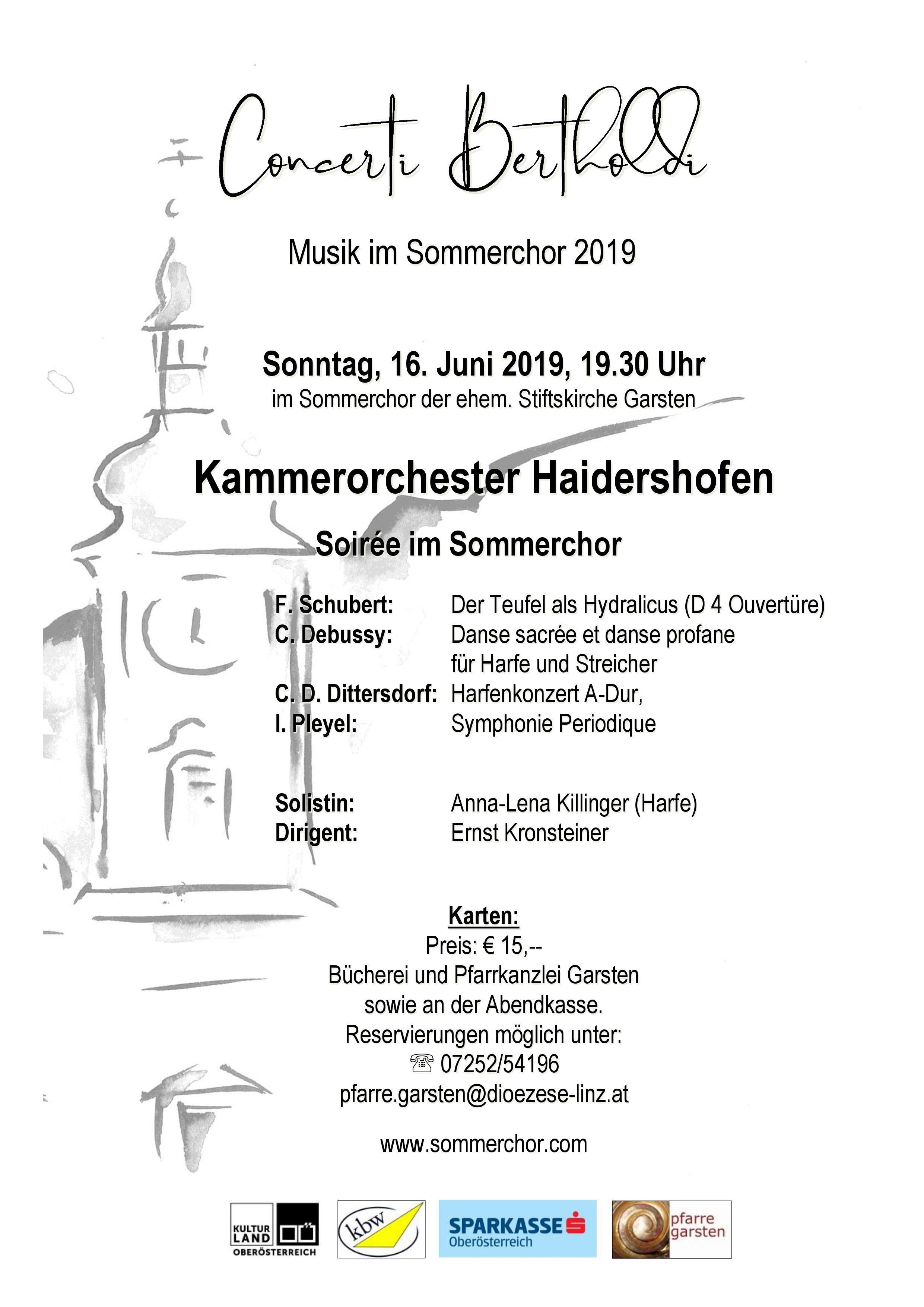 Flyer Garsten Juni 2019